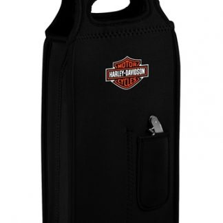 Harley Davidson Samba Two Bottle Wine Tote