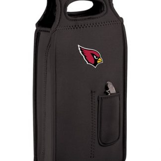 Arizona Cardinals Samba Two Bottle Wine Tote