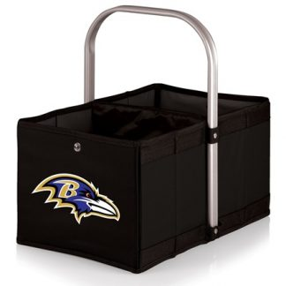 Baltimore Ravens Urban Canvas Basket