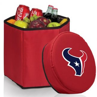 Houston Texans Bongo Cooler Red