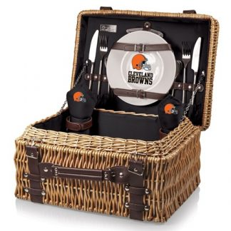 Cleveland Browns Champion Picnic Basket