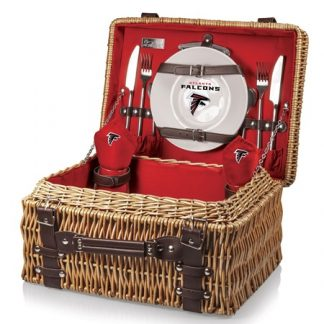 Atlanta Falcons Champion Picnic Basket Red